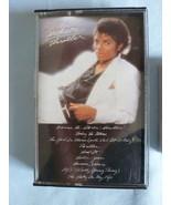 CASSETTE Michael Jackson THRILLER 9 Songs 1982 ... - $12.99