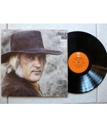 ALBUM 1973 CHARLIE RICH Behind Closed Doors Inn... - $10.50