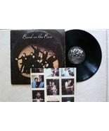 ALBUM 1973 Paul McCartney BAND ON THE RUN Apple... - $25.99