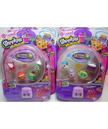 Shopkins Season 5 charms backpack 5 packs - $7.95