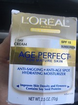 Loreal Age Perfect Day Cream 2.5 Fl Oz - $14.69