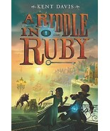 A Riddle in Ruby by Kent Davis uncorrected Proo... - $7.25