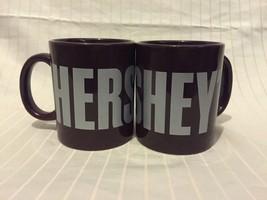 Set Of 2 Hershey's Chocolate Coffee/Tea Mugs By... - $14.01
