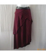 New Fairy Floss (Australia) M/L burgundy layere... - $20.00
