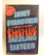Sizzling Sixteen by Janet Evanvich a Stephanie ... - $7.25