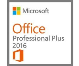 Microsoft Office 2016 Professional Plus 32/64 B... - $82.00
