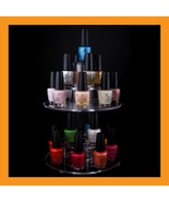 nail polish display rotating organizer spinning... - $38.00