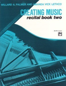 Creating Music Recital Book 2 Solo Piano