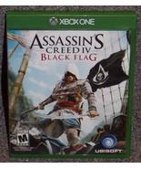 Assassins Creed lV Black Flag Game XBOX ONE  - $17.99