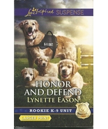 Honor And Defend Lynette Eason (Rookie K9 Unit ... - $3.75
