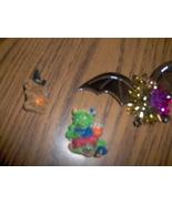 3 Halloween Pins - $3.99