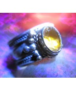 Haunted ring PERFECTS ALL WISHES MALE  DJINN GE... - $327.77
