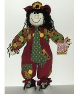 1/2 Price! Patches Friendly Scarecrow Stuffed H... - $4.00