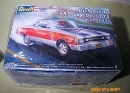 ~ Revell 1968 Dodge Dart  GTS - 1:25 NHRA drag ... - $27.50