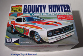 ~ Connie Kalitta 1972 Ford Mustang Bounty Hunte... - $14.95