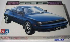 ~ Tamiya  1986 Toyota Celica 2000 GT-R - 1:24 m... - $17.50