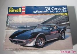 ~ Revell  1978 Corvette Indianapolis 500 Pace C... - $17.50