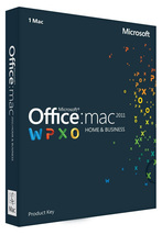 Microsoft Office for Mac Home and Business 201... - $48.99