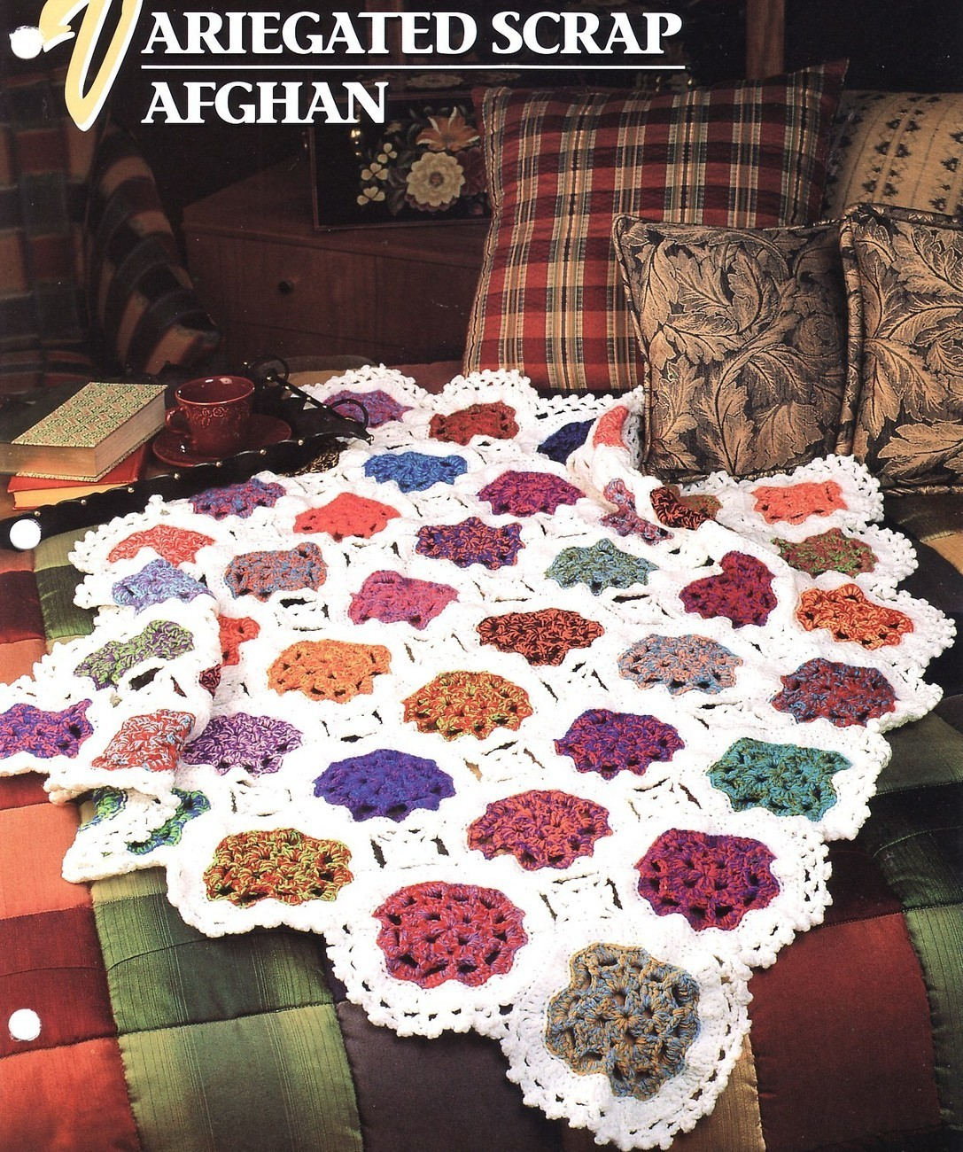 Free Crochet Pattern for Easy Afghan Stitch Potholders