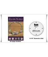 KUMIHIMO Braiding for Jewelry Designers book An... - $10.44