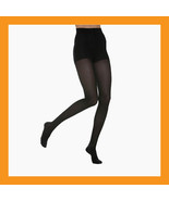 140D compression stockings support pantyhose me... - $20.50