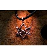 Seal of Solomon magick pendant command a legion... - $60.00