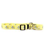 Large Yellow Elephant Martingale Dog Collar 26 ... - $13.99