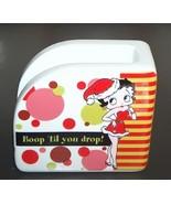 Betty Boop Ceramic Napkin Holder - $12.99