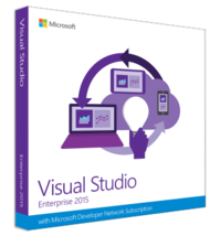 Visual Studio Enterprise 2015 32/64-bit (Englis... - $99.00