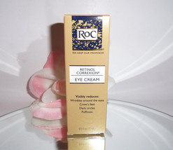 ROC Retinol Correxion Eye Cream 0.5oz Wrinkles ... - $17.99