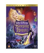 Sleeping Beauty DVD, 2008, 2 Disc Set, Platinum Edition