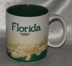 2010 Starbucks Collector Florida Wetlands Gator... - $28.84