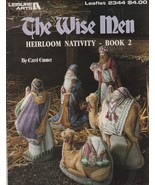 The Wise Men Heirloom Nativity Book Two Cross S... - $8.99