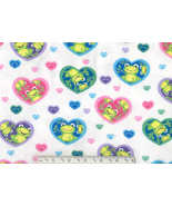Cute Frog Flannel, infant baby toddler cotton q... - $6.90