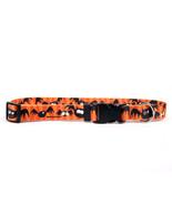 XSmall Dog Gone Batty Standard Dog Collar 8-12 ... - $12.99