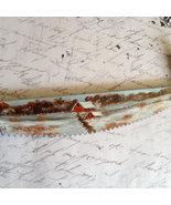 Hand Painted Mini Crosscut Saw Winter Homestead... - $18.75