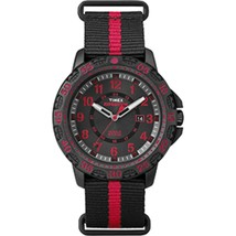 Timex Expedition Gallatin Watch - Black Slip-Th... - $62.89