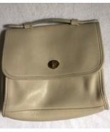 Coach ~ Vintage ~ Thick Leather Court Bag ~ No.... - $65.99