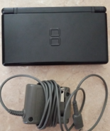 Black Nintendo DS lite Game Player With Charger  - $24.99
