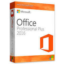 Microsoft Office 2016 Pro Plus - 1PC Key Download - $65.00