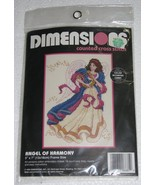 1995 Dimensions Counted Cross Stitch Kit Angel ... - $7.49
