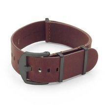 DASSARI Veteran Italian Leather G10 NATO Zulu W... - $34.99