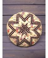 Folded Star Pin Cushion Pattern~Bz - $11.95