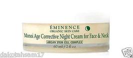Eminence Monoi Age Corrective Night Cream For F... - $43.45