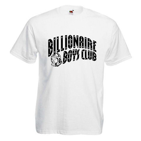 Billionaire Boys Club BBC ice cream Asronout White T-Shirt Size S M L XL 2XL