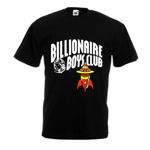 HOT Tee Billionaire Boys Club BBC Ice Cream Astronout T-Shirt Size S M L XL 2XL