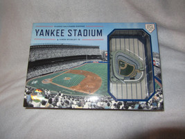 Yankee Stadium Classic Ballparks Edition James ... - $11.29