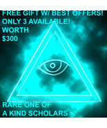 ALL BEST ACCEPTED OFFERS!! FREE OOAK SCHOLARS G... - $0.00