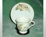Buy Decorative Plant Stands - 50th Anniversary Cup and Saucer California Papel + Stand