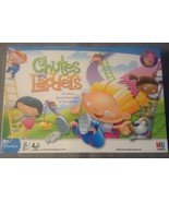 Chutes and Ladders Classic Board Game for Presc... - $11.00